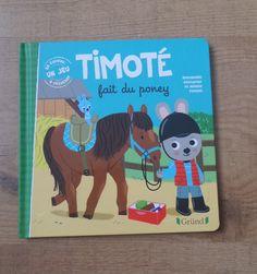 Timoté fait du poney {Concours inside}