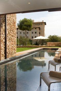 Luxuriöse Erholung auf Mallorca:Hotel Hospes Maricel & Spa, Palma de Mallorca, Spanien