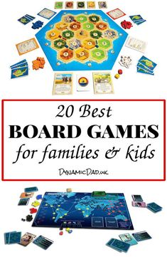 These brilliant board games cover every family member and make a great gift idea! Step Parenting, Parenting Toddlers, Parenting Hacks, Great Father, Father And Son, Dad Daughter, Daughters, Things To Do At Home, Fun Board Games