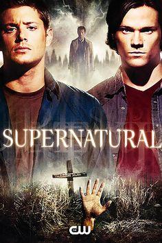 supernatural iphone wallpaper