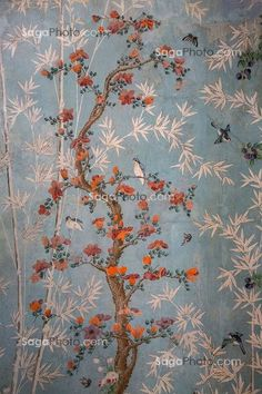 72 best Papier peint chinois images on Pinterest | Chinese wallpaper ...