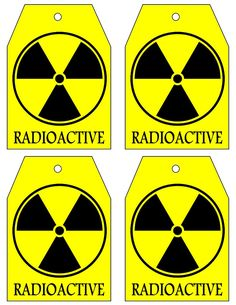 Oversized Radioactive tags .... free to use & free to share. <3