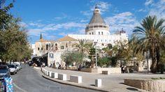 Nazareth Israel   Traveling Israel