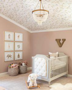740 Pink Baby Rooms Ideas In 2021 Room Nursery Girl