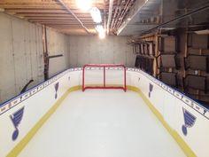A basement shooting lane D1 – Photo Gallery – Shooting Lane