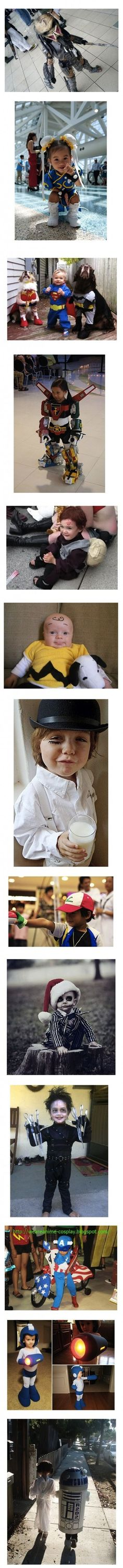 THE most awesome kids costumes ever
