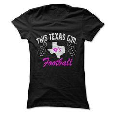 th texas girl loves football - #gifts for girl friends #grandparent gift. ACT QUICKLY => https://www.sunfrog.com/States/th-texas-girl-loves-football-Ladies.html?68278