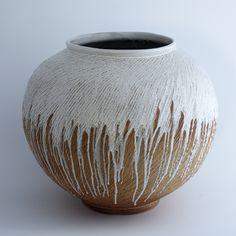 cal textured Jar   Adam Buick