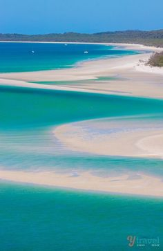 Whitehaven Beach, Whitsunday Islands - Queensland, Australia