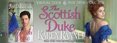 Alex must prove himself not just the lover of her fantasies, but the man who will fight to protect her. #ScottishDuke by Karen Ranney - Blog Tour, Excerpt & #Giveaway #win print copy #AvonBooks