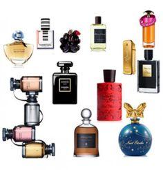 Les parfums de noël 2012
