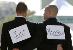 Buscarán meter a la agenda matrimonios igualitarios