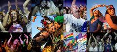 BluesFest, Byron Bay, NSW, Australia. 18 Byron Bay Festivals.