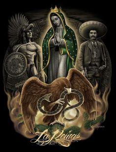 LA REYNA DE MEXICO
