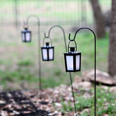 dollar tree craft: DIY hanging lights