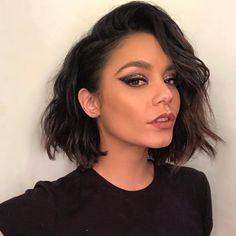 Vanessa Hudgens' close-up perfection