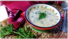 a bell bulto: Stracciatella, sopa romana d'ou i parmesà