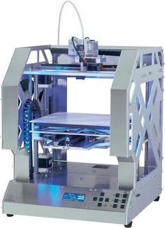 renkforce RF1000 3D Printer Single Extruder, inkl. Software Franzis DesignCAD V24 3D-Print renkforce-Edition