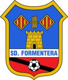 1969, SD Formentera (Sant Francesc Xavier, Islas Baleares, España) #SDFormentera #SantFrancescXavier #IslasBaleares (L19377) Sports Clubs, Crests, Porsche Logo, Football Team, Badge, Logos, San, The World, Balearic Islands