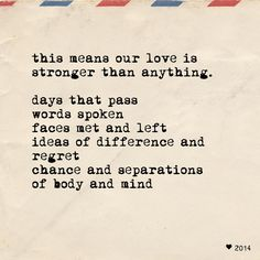 #poemgrams with love, from PayPal™