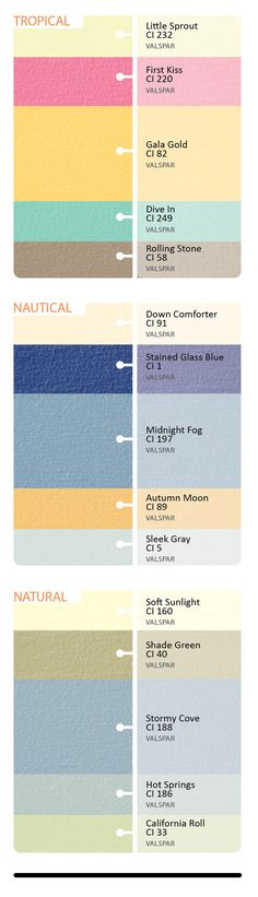 about nautical color palettes on pinterest nautical colors color