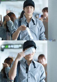 why Kim Myungsoo ~.~