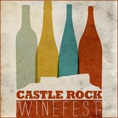 Castle Rock WineFest - Castle Rock Colorado #CastleRockWineFest