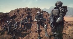 Watch Starship Troopers: Traitor of Mars Jedi Armor, Sci Fi Armor, Batman Armor, Knight Armor, Armor Concept, Concept Art, Sci Fi Novels, Starship Troopers, Female Armor