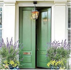 Front Door Entry Southern Living 49 Ideas For 2019 Front Door Entryway, Glass Front Door, Entrance Doors, Sliding Glass Door, Glass Doors, Entrance Ideas, Green Front Doors, Double Front Doors, Modern Front Door