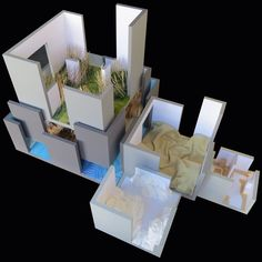 ARCHITECTEN CIE ´architects design dollhouses for children with a mitochondrial disease´ Architect Design, Dollhouses, Dolls, Children, Baby Dolls, Young Children, Boys, Puppet, Kids