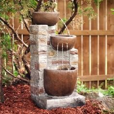 Harper Blvd Reilly Outdoor Fountain - Free Shipping Today - Overstock.com - 18919266