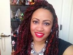 New Hair Project take Achiving Healthy Waist Length Hair By April Kinky Twists vs Senegalese Twists! Shaved Side Hairstyles, Twist Hairstyles, Summer Hairstyles, Pretty Hairstyles, Protective Hairstyles, Hairdos, Protective Styles, African Natural Hairstyles, Ethnic Hairstyles