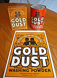 Gold Dust Assortment. Click the image for more information.