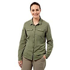 Women's National Geographic NosiLife Long-sleeved Adventure Shirt