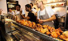 Foodhallen Amsterdam | Shirkhan | Francesca Kookt