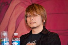 Ito Ōgure, or Oh! great, the mastermind of fantastic comics such as Tenjho Tenge and Air Gear.