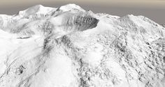 OS 3D point mapping of Snowdon. Proof of concept