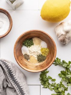 Homemade Ranch Seasoning, Ranch Seasoning Mix, Popcorn Seasoning, Drying Dill, Drying Herbs, Egg Free Recipes, Dip Recipes, Easy Recipes, Healthy Salad Recipes