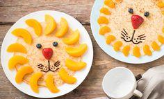 Löwen-Pfannkuchen