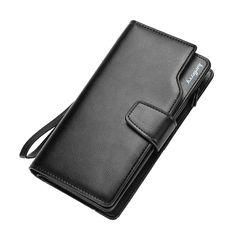 Men Long Wallet //Price: $17.22 & FREE Shipping // #shop #clutch #bagsdesigns