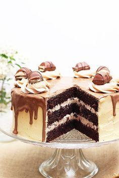 Jarita's Cookies: Drip Cake de Kinder Bueno | https://lomejordelaweb.es/