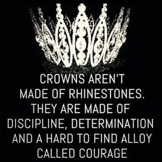 Crown / Queen Quotes