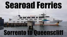Searoad Ferries Sorrento to Queenscliff, Victoia, Australia Sorrento, Melbourne, Solar, Road Trip, Victoria, Ocean, Australia, Sky, How To Plan