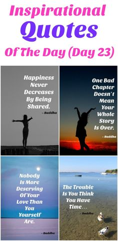 Inspirational Quotes of The Day - Day 23 - Inspirational Quotes to motivate. Motivational Quotes. Quotes to get motivated. Glad that I could find these Life changing inspirational quotes.  #inspirationalquotes #motivationalquotes #greatquotes #wisdom #quotes #inspirationalquotes