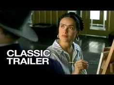 Mar 4 ▶The 11 Best Movies To Celebrate Women's History Month  ||  Frida (2002) Official Trailer #1 - Salma Hayek Movie HD - YouTube
