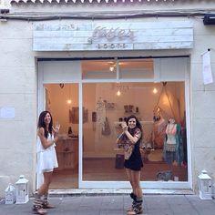 Inauguración tienda Layer Boots en Barcelona | Layer Boots Store / Boho Boutique / Sandals Boots Kimonos Tipi
