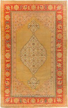 Agra Oriental rug: