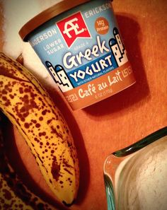 Swap AE Greek Yogurt for some of the butter or oil in any bread recipe to add flavor and moistness.