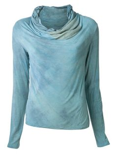PEOPLE OF THE LABYRINTH 'Leewenhoek' dyed top $375