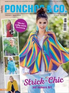 Sabrina Special - Ponchos & Co. S2458 | Martinas Bastel- & Hobbykiste